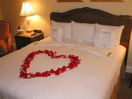 صور افكار غرف نوم رومانسية تزيين غرف النوم (3)