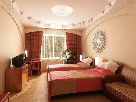 صور غرف نوم رومانسية افكار جديدة لغرف النوم (2)