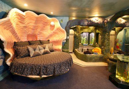 صور غرف نوم رومانسية افكار جديدة لغرف النوم (3)
