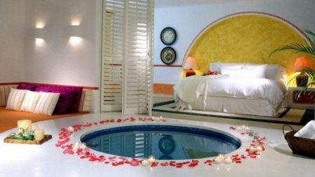 صور غرف نوم رومانسية افكار جديدة لغرف النوم (4)