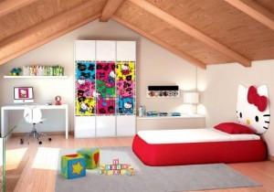 ديكورات غرف نوم اطفال 9