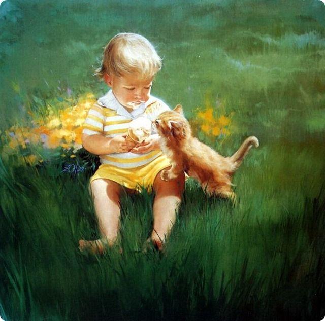 براءة الطفوله بأبداع فنان img_1375309054_774.jpg