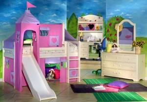 ديكورات غرف نوم اطفال 2