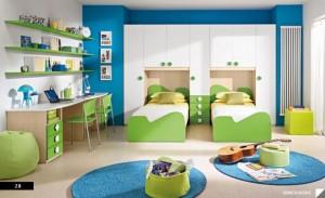 ديكورات غرف نوم اطفال 1