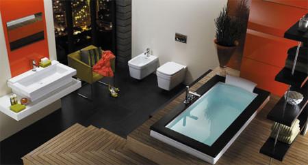 تصميمات حمامات فخمة