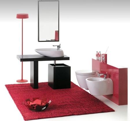 حمامات صغيرة