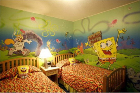 غرف اطفال ايكيا