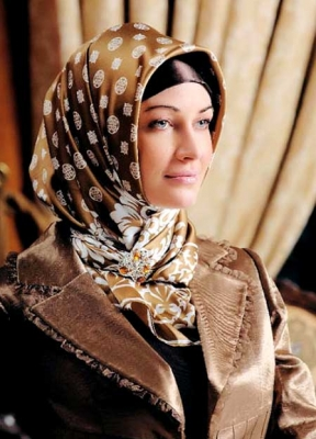 احدث لفات حجاب