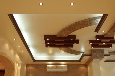 اسقف ذات اضاءة مميزة
