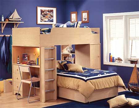 تصميمات غرف اطفال مودرن