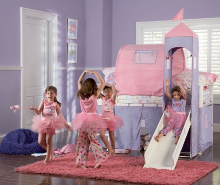 تصميمات غرف نوم اطفال