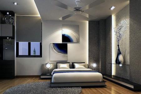 ديكورات جبس بورد خاص لغرف النوم