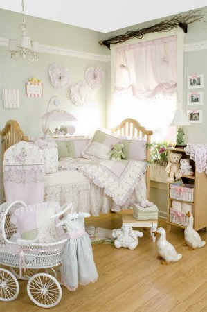 ديكورات غرف نوم اطفال 2014