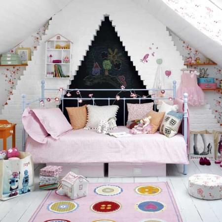 ديكورات وتصميمات غرف اطفال
