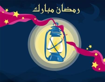 رمضان كريم فانوس رمضان