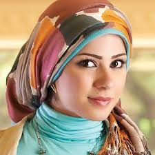 لفات حجاب تركي
