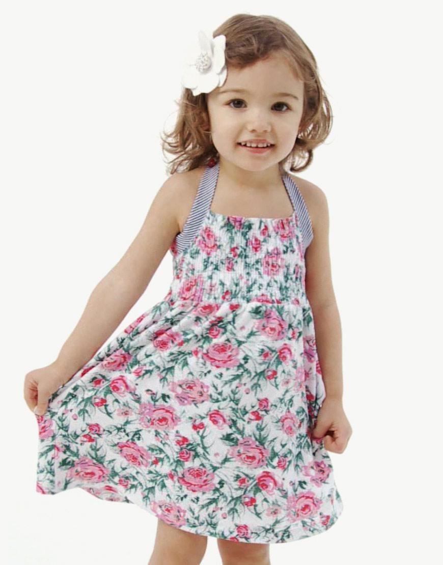 713cfcd495b28 ملابس اطفال للصغار ملابس بنات صغار