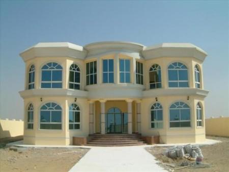 واجهات منازل تركية