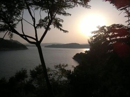 صور منظر طبيعي غروب شمس