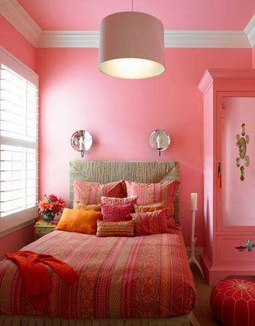 غرف نوم روز مميزة