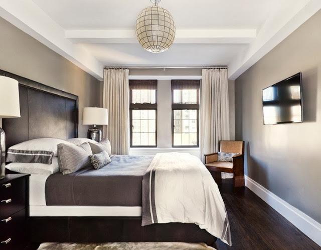 غرف نوم بتصميمات شيك و مودرن لمحبي الفخامة   ميكساتك
