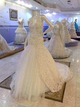 فساتين زفاف فخمة جدا