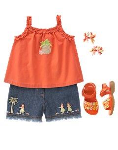 ملابس اطفال اورانج