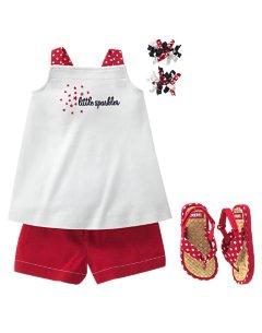 ملابس اطفال صيفيه بنات