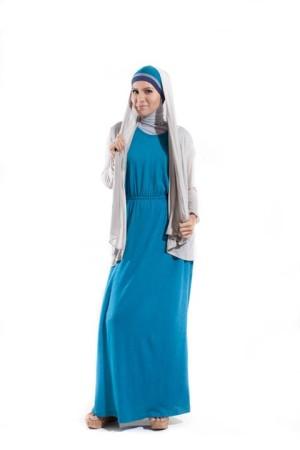 ملابس محجبات بسيطة