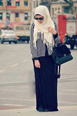 أزياء المحجبات 2014