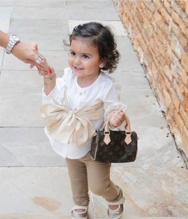 اشيك ملابس اطفال بنات للعيد