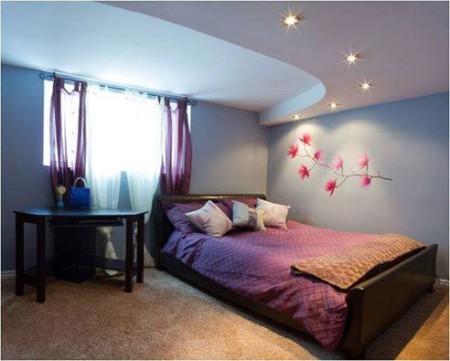 دهانات سكيب في غرف النوم رائعة