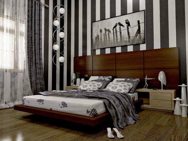 ورق جدران غرف نوم 2014 | ميكساتك