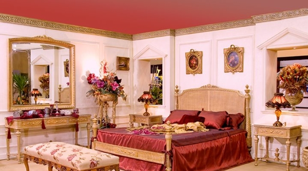 غرف نوم فخمة جدا جدا