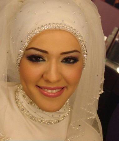 لفات طرح زفاف 2014