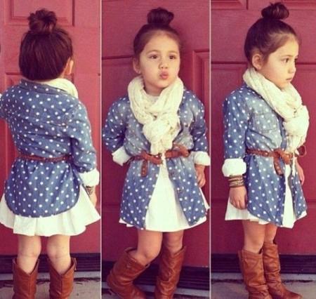 ملابس العيد 2014 بنات