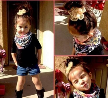 ملابس بنات للعيد
