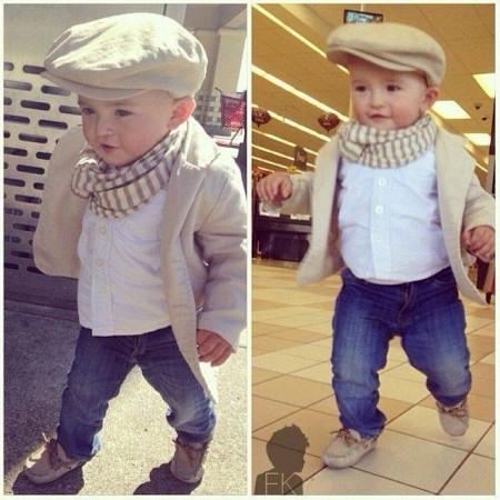 ملابس صبيان للعيد