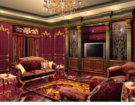 تصميمات راقية لغرف الجلوس