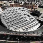 صور مكتبة اسكندرية من الخارج