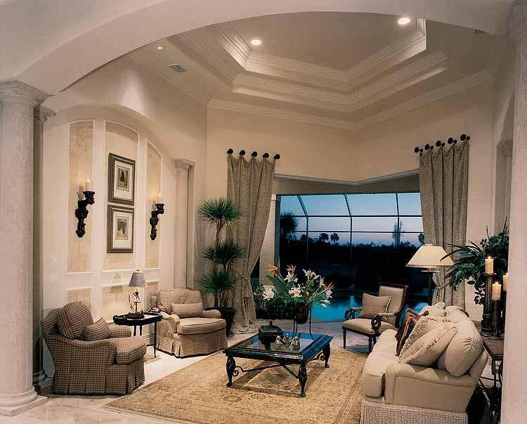 ديكورات غرف جلوس فخمة بتصميمات راقية | ميكساتك