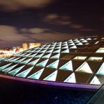 مكتبة الاسكندرية ليلا