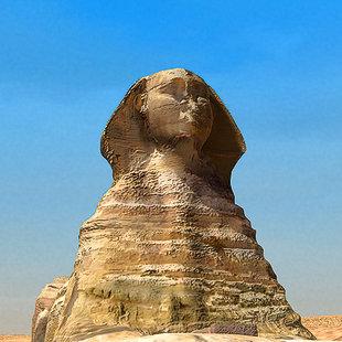 ابو الهول - سياحة في الجيزة