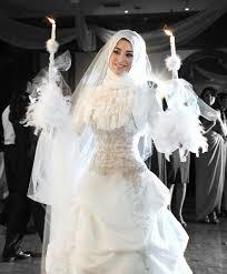 احدث فساتين زفاف