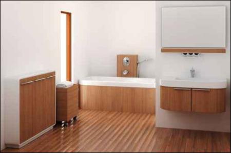اطقم حمامات