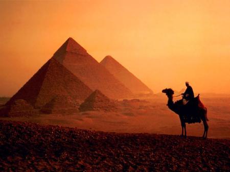 الاهرامات في مصر