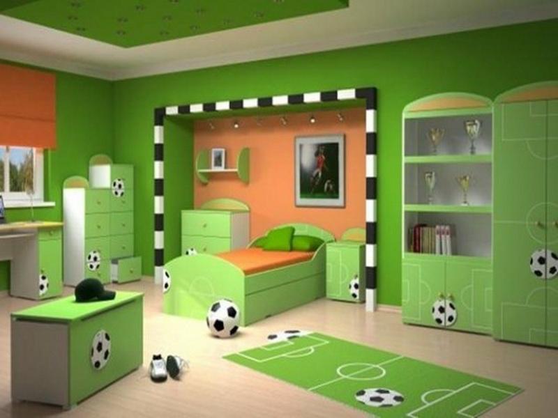 الوان غرف نوم اطفال (2)