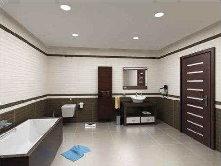 بلاط حمامات