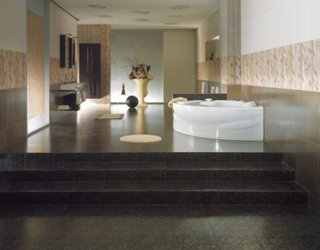تصاميم حمامات مودرن