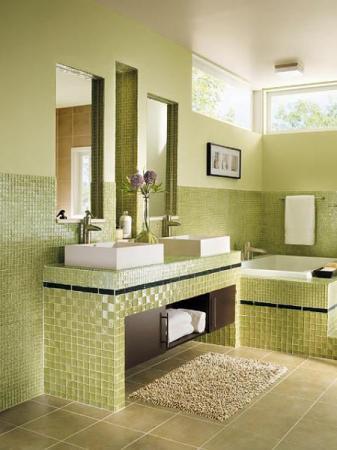 تصاميم ديكورات الحمامات